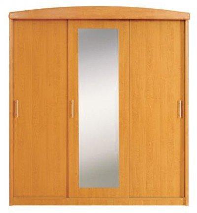 Шкаф 185 3D BRW