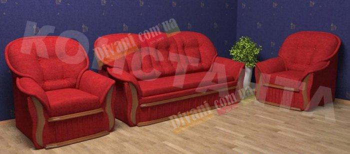 Кресло Комфорт ширина 70см