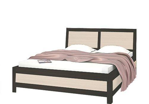 Двуспальная кровать - 160 (каркас) Капри