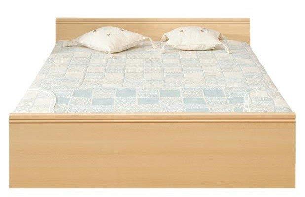 Двуспальная кровать - kloz/160 (каркас) Поп