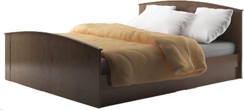 Односпальная кровать 90 - V_19 (каркас) Валерия