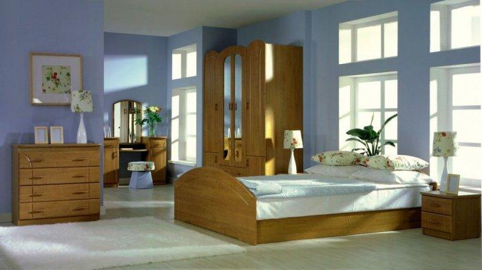 Модульная спальня Экстаз