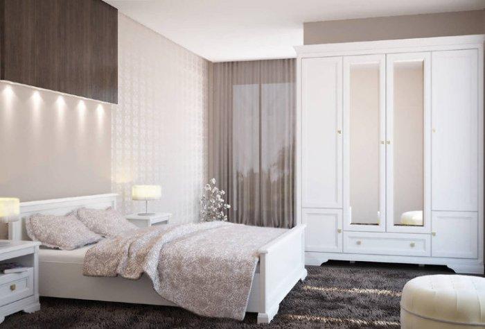 Модульная спальня Клео