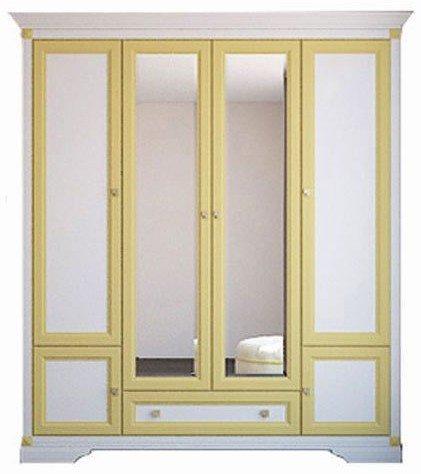 Шкаф-4d/1s Клео