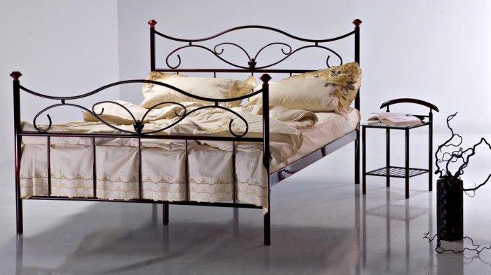 Двуспальная кровать 100Д46
