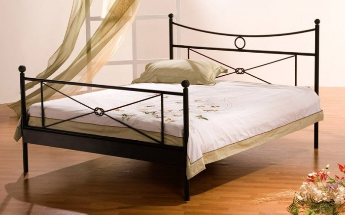 Двуспальная кровать BelLetti 100Д06