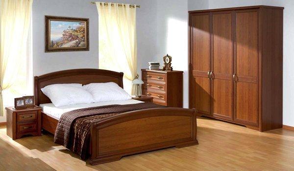 Модульная спальня Вита