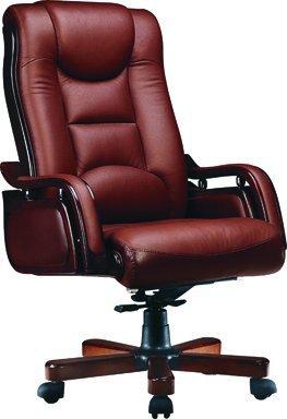 Кресло руководителя Ричмонд - кожа люкс