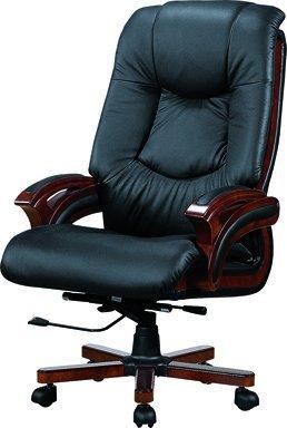 Кресло руководителя Ванкувер - кожа люкс