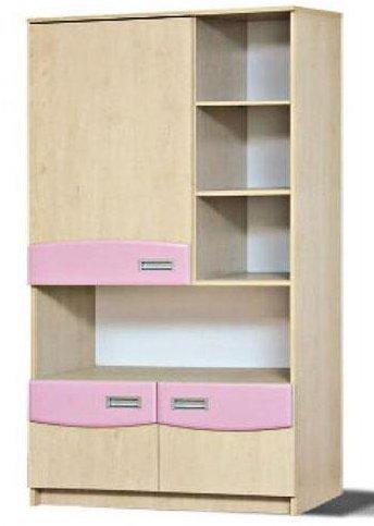 Шкаф книжный Терри