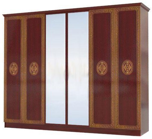 Шкаф 6Д Флоренция