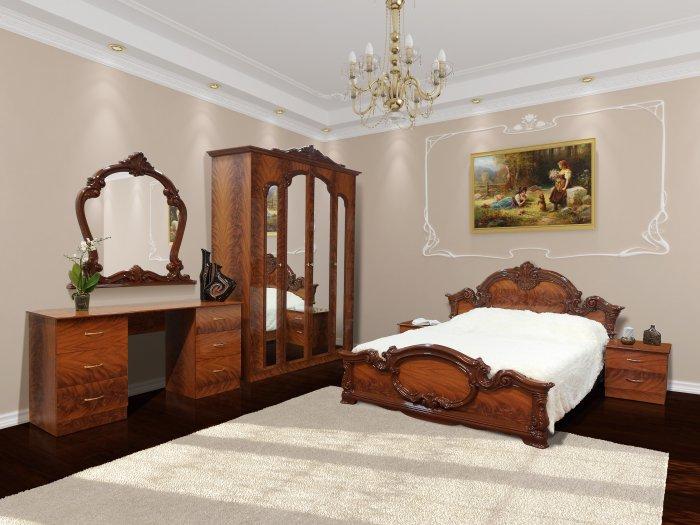Модульная спальня Империя