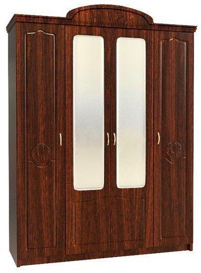 Шкаф 4Д Венеция