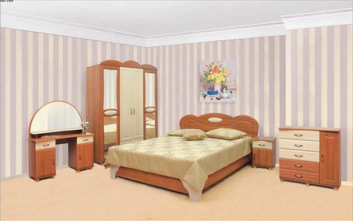 Модульная спальня Лилея