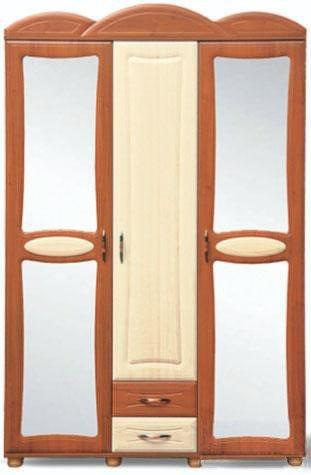 Шкаф 3-д Лилея