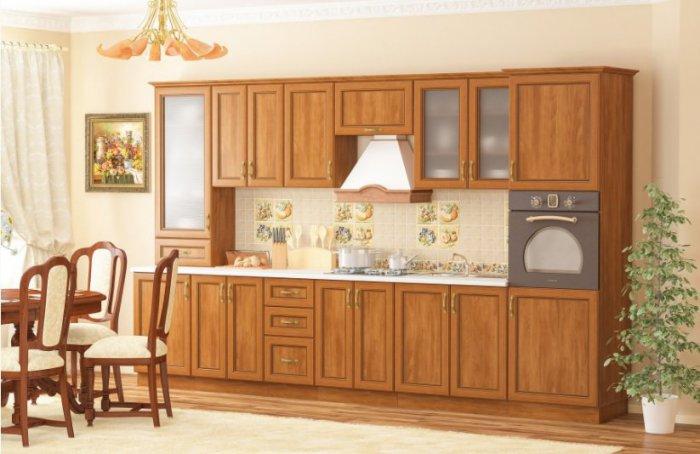 Модульная кухня Ника рамка