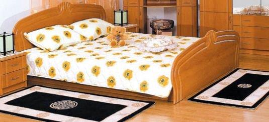 Кровать 1400 Антонина Лак