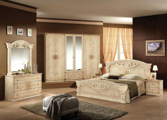 Модульная спальня Рома