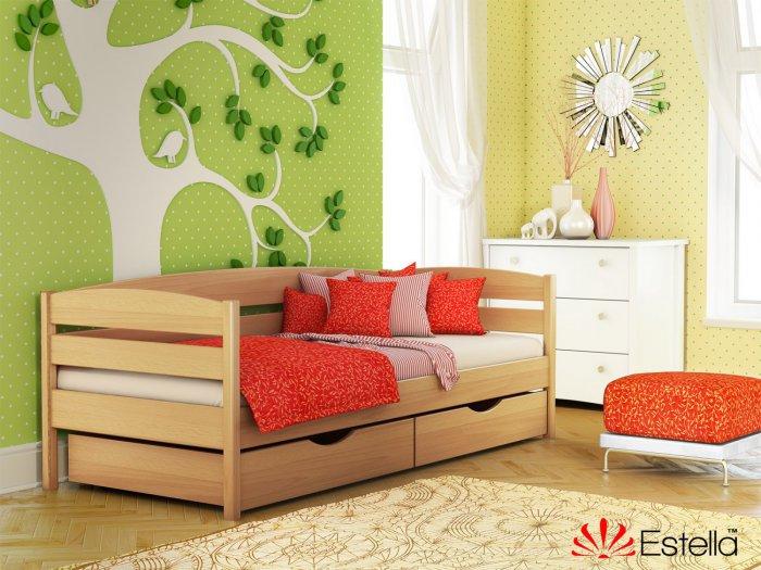 Односпальная кровать Нота плюс - 80см