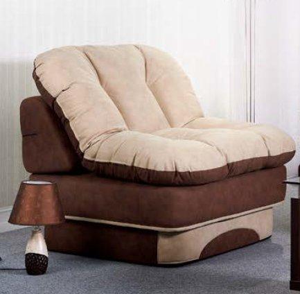 Бескаркасное кресло Люсси