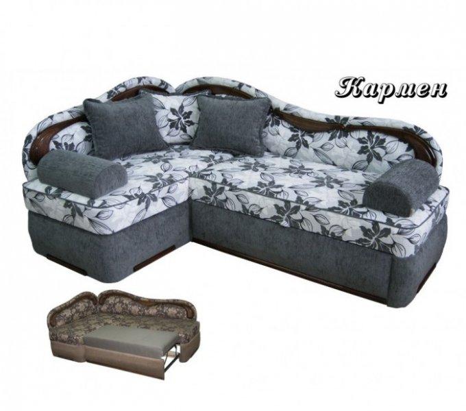 Угловой диван Кармен