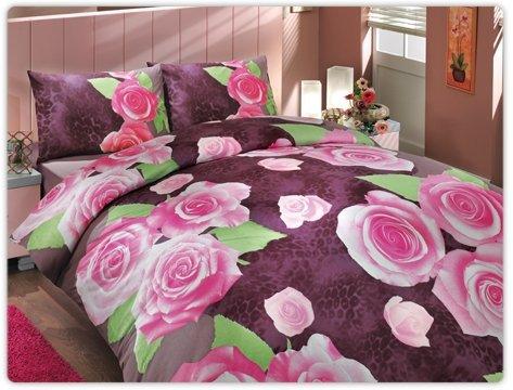 Полуторный комплект Hobby Ranforce Isabel фиолетовый