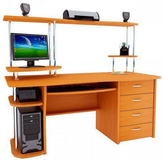 Стол компьютерный Компасс С 222