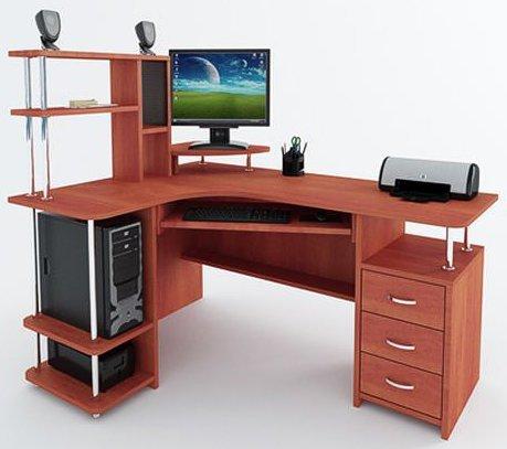 Стол компьютерный Компасс С 224