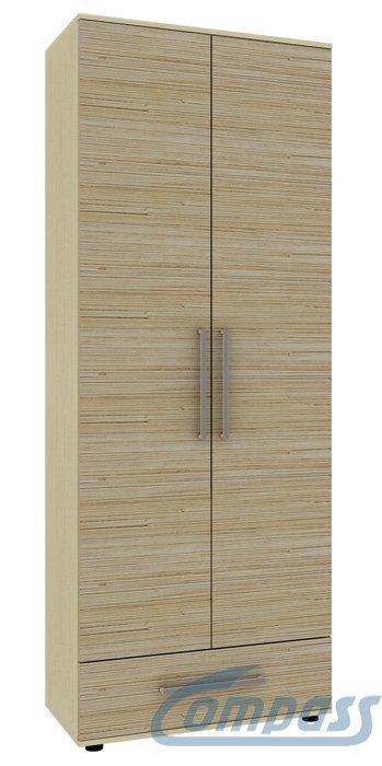 Шкаф для одежды и белья Компасс КМ-01