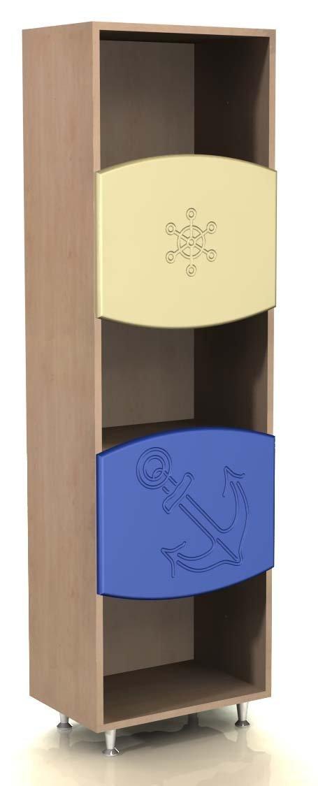 Шкаф комбинированный Компасс ДК-02