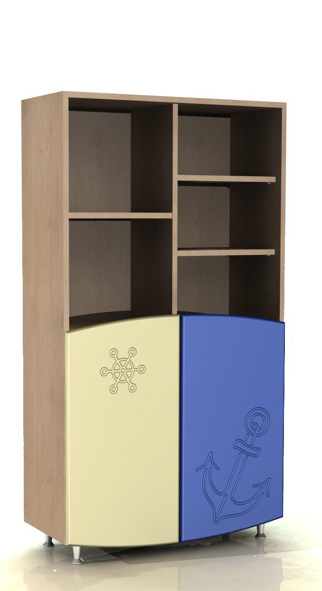 Шкаф для книг Компасс ДК-04