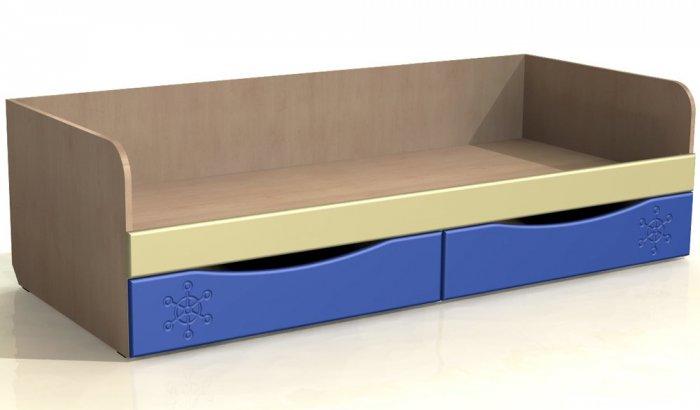 Кровать односпальная Компасс ДК-11