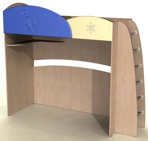Кровать односпальная Компасс ДК-12