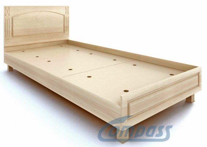 Односпальная кровать Компасс ЭМ-17 Элизабет