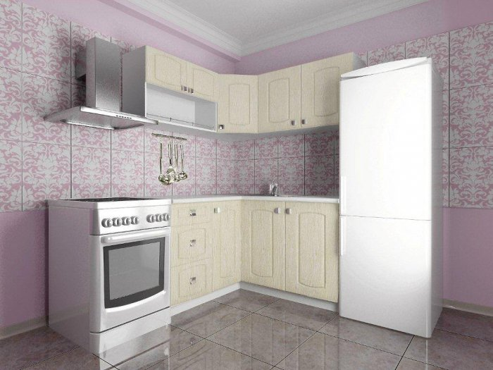 Кухня Компасс Милана-3