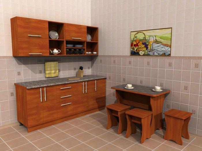 Кухня Компасс КЭС