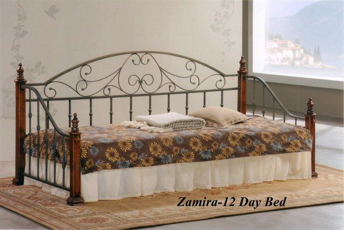 Односпальная кровать  Day Beds Zamira-12 (Замира-12) 190x90см