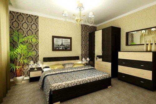 Модульная спальня «Неаполь»
