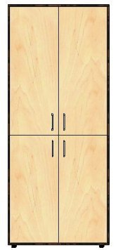Шкаф 4Д «Классик»