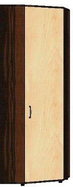 Шкаф угловой 700х700 «Классик»