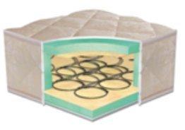 Двуспальный матрас Комфорт плюс— 160x200 см