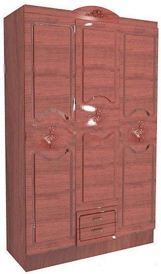 Шкаф трехдверный Вероника