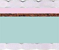 Односпальный матрас Дуал— 120см
