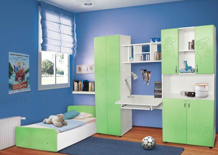 Детский мебельный набор Симба без кровати (МДФ)