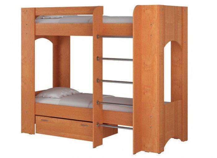 Двухъярусная кровать Дуэт-2