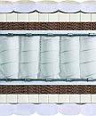 Полуторный матрас Grand S5 — 140x200 см