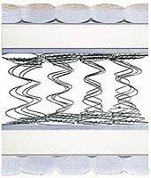 Односпальный матрас Polonina — 80x200 см