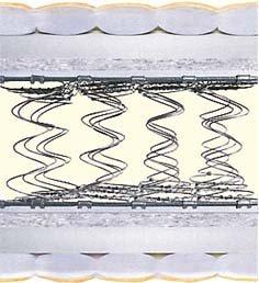 Двуспальный матрас Мontreal — 160x200 см