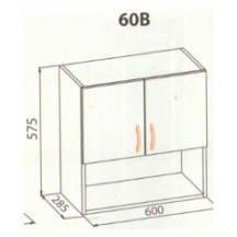 60 верх кухня Анна