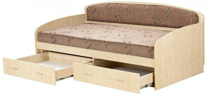 Односпальная кровать -диван Вадим - 90x200см